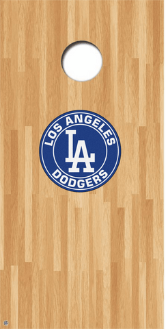 Los Angeles Dodgers Cornhole Decals MLB Cornhole Decals Buy 2 Get 1 FREE