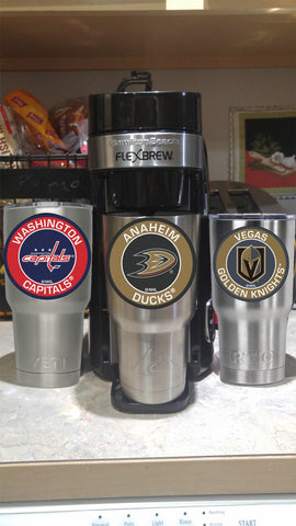 Image of DUCKS Tumbler Decals fits 30oz & 20oz Tumblers Buy 2 Get 1 Free! Free Shipping!