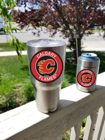 Image of FLAMES Tumbler Decals fits 30oz & 20oz Tumblers Buy 2 Get 1 Free! Free Shipping!