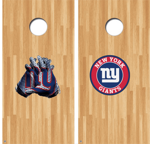 New York Giants Cornhole Decals NFL Cornhole Decals Buy 2 Get 1 FREE!