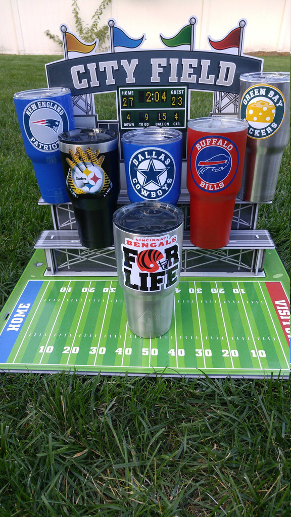 Bengals Tumbler Decals for 30oz & 20oz Tumbler Buy 2 Get 1 Free! Free Shipping!