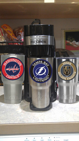 LIGHTNING Tumbler Decals fits 30oz & 20oz Tumblers Buy 2 Get 1 Free! Free Shipping!