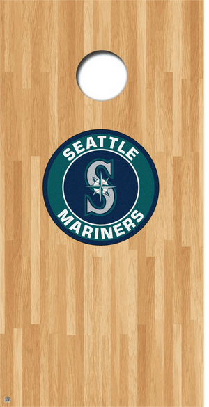 Seattle Mariners Cornhole Decals MLB Cornhole Decals Buy 2 Get 1 FREE