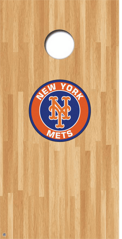 New York Mets Cornhole Decals MLB Cornhole Decals Buy 2 Get 1 FREE