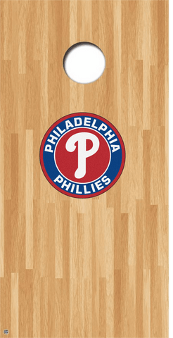 Philadelphia Phillies Cornhole Decals MLB Cornhole Decals Buy 2 Get 1 FREE