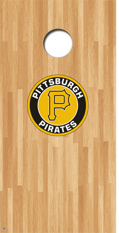 Pittsburgh Pirates Cornhole Decals MLB Cornhole Decals Buy 2 Get 1 FREE