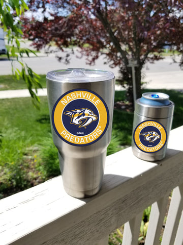 PREDATORS Tumbler Decals fits 30oz & 20oz Tumblers Buy 2 Get 1 Free! Free Shipping!