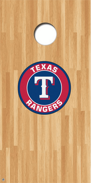 Texas Rangers Cornhole Decals MLB Cornhole Decals Buy 2 Get 1 FREE