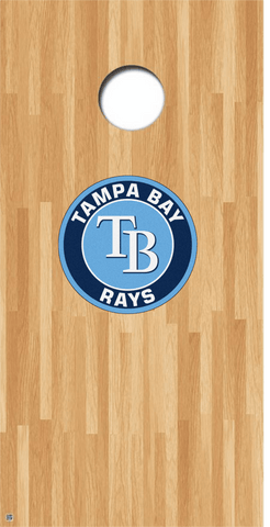 Tampa Bay Rays Cornhole Decals MLB Cornhole Decals Buy 2 Get 1 FREE