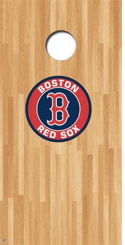 Boston Red Sox Cornhole Decals MLB Cornhole Decals Buy 2 Get 1 FREE