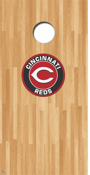 Cincinnati Reds Cornhole Decals MLB Cornhole Decals Buy 2 Get 1 FREE
