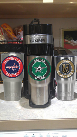 STARS Tumbler Decals fits 30oz & 20oz Tumblers Buy 2 Get 1 Free! Free Shipping!