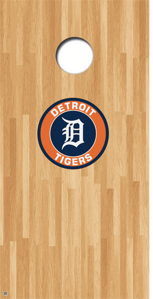 Detroit Tigers Cornhole Decals MLB Cornhole Decals Buy 2 Get 1 FREE