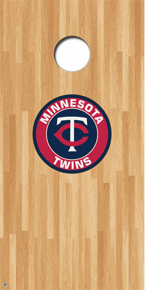 Minnesota Twins Cornhole Decals MLB Cornhole Decals Buy 2 Get 1 FREE