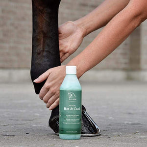 Blue Hors Care Hot & Cool liniment - Chia de Gracia FI