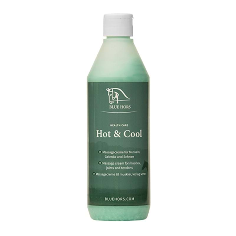 Blue Hors Care Hot & Cool liniment