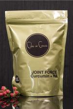 Joint Force Curcumin + HA 500 g koirille