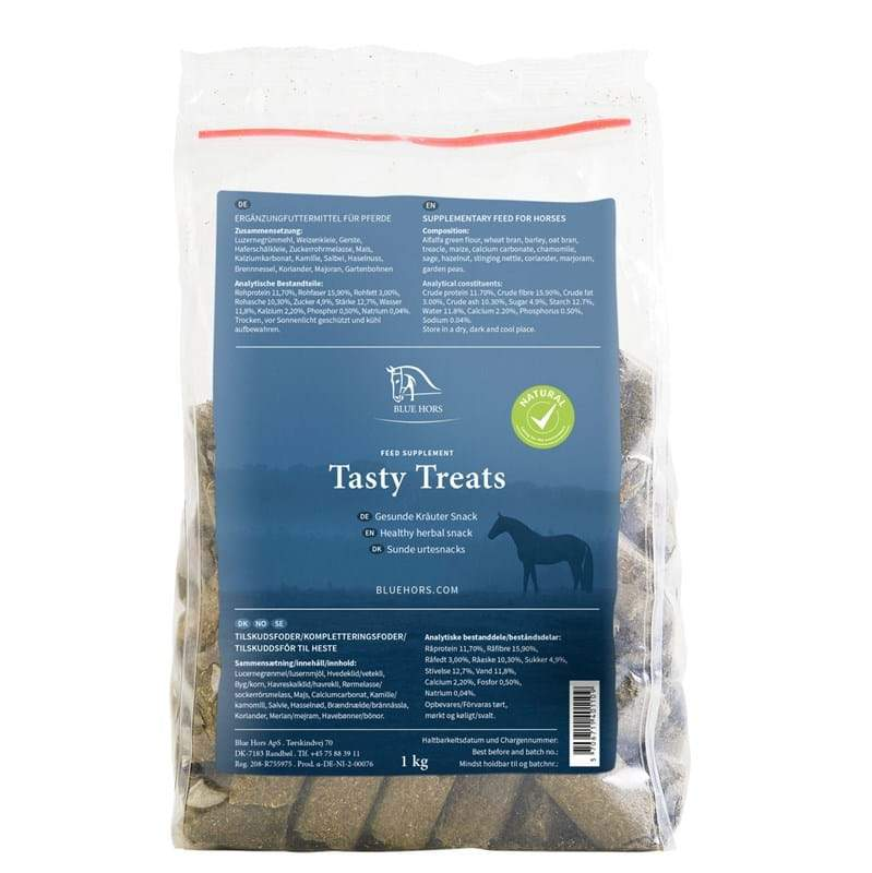 Blue Hors Care Tasty Treats 1kg