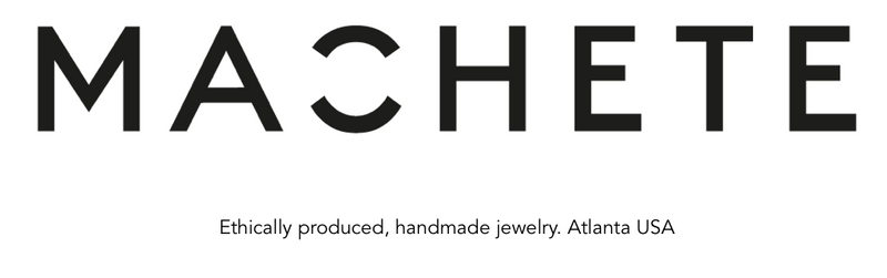 Machete Brand Jewelry creates handmade earrings, necklaces, bracelets, anklets, rings and hair accessories from recycled, repurposed and ethically sourced materials for stylish accessories that have a conscious.