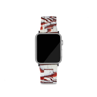 Apple Watch Band in Canyon Brown - Machete Jewelry