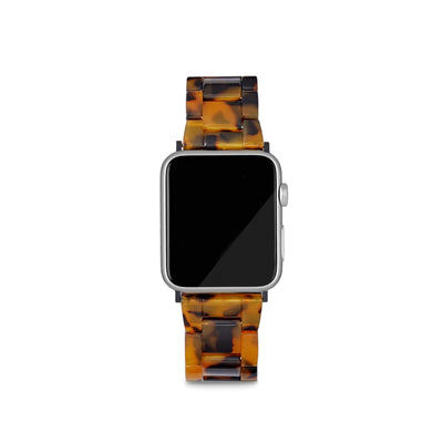 Apple Watch Band in Classic Tortoise - Machete Jewelry