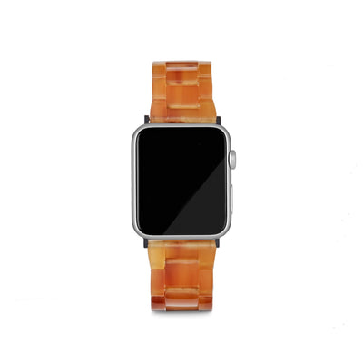 Apple Watch Band in Cognac - Machete Jewelry