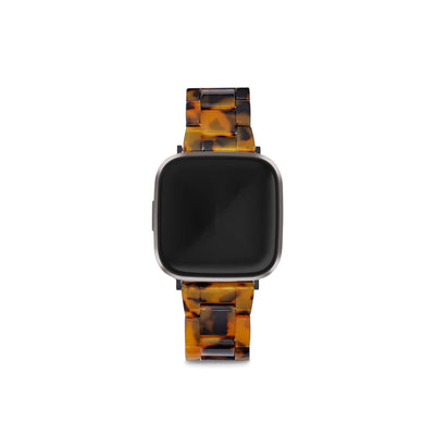 Fitbit Versa Watch Band in Classic Tortoise - Machete Jewelry