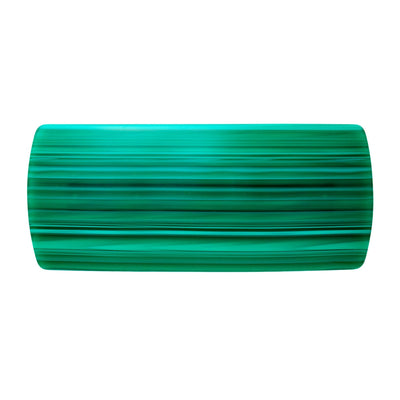 Jumbo Box Clip in Malachite - Machete Jewelry