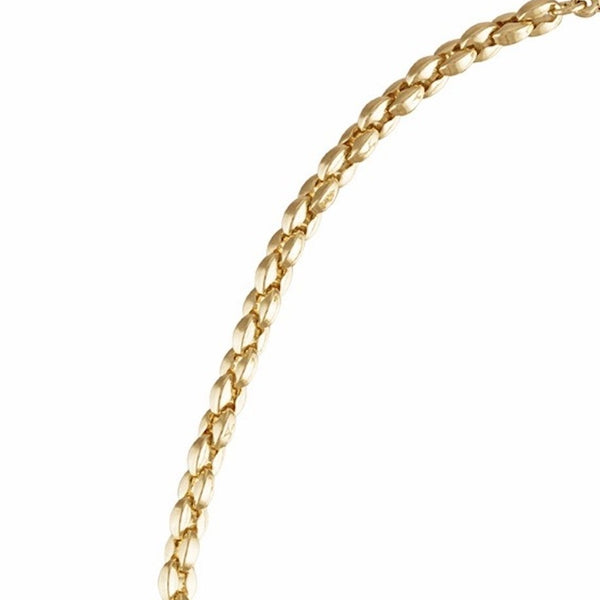 Nautical Bead Necklace in Gold - Machete Jewelry