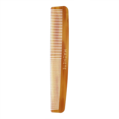 No. 1 Comb in Cognac - Machete Jewelry