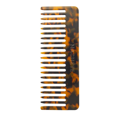 No. 2 Comb in Classic Tortoise - Machete Jewelry