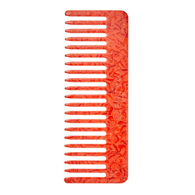 No. 2 Comb in Poppy - Machete Jewelry