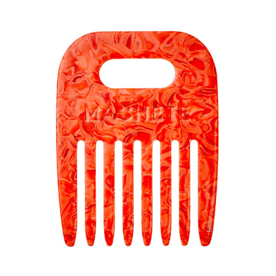 No. 4 Comb in Poppy - Machete Jewelry