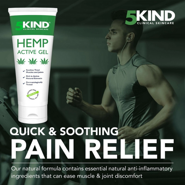 Why Hemp Cream Is A Better Option For Pain Relief