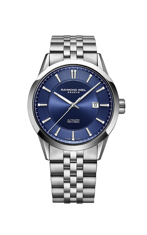 Freelancer Classic Blue Automatic Date