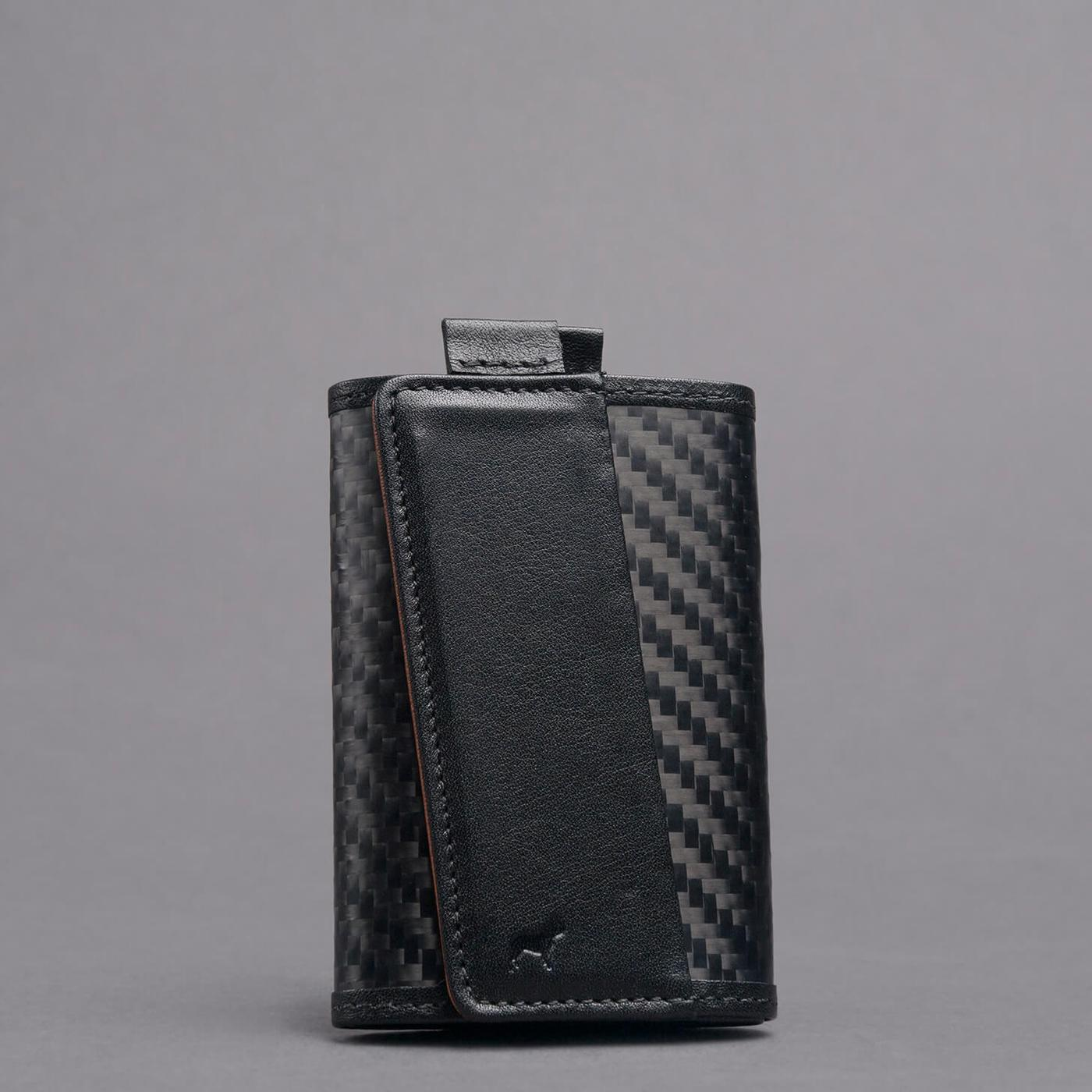 The Frenchie Co Carbon Fiber Speed Wallet