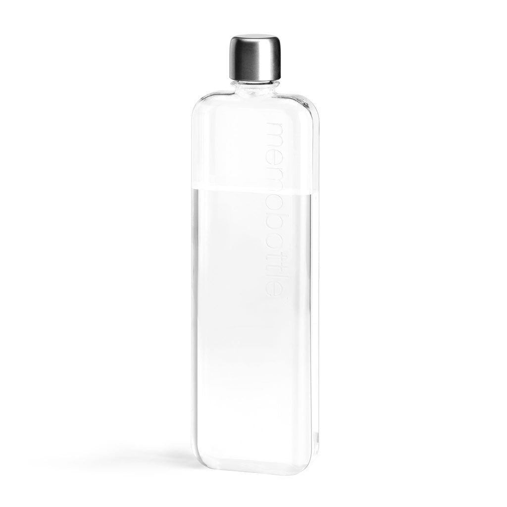 MemoBottle | Oscar Worthy Flat Bottle