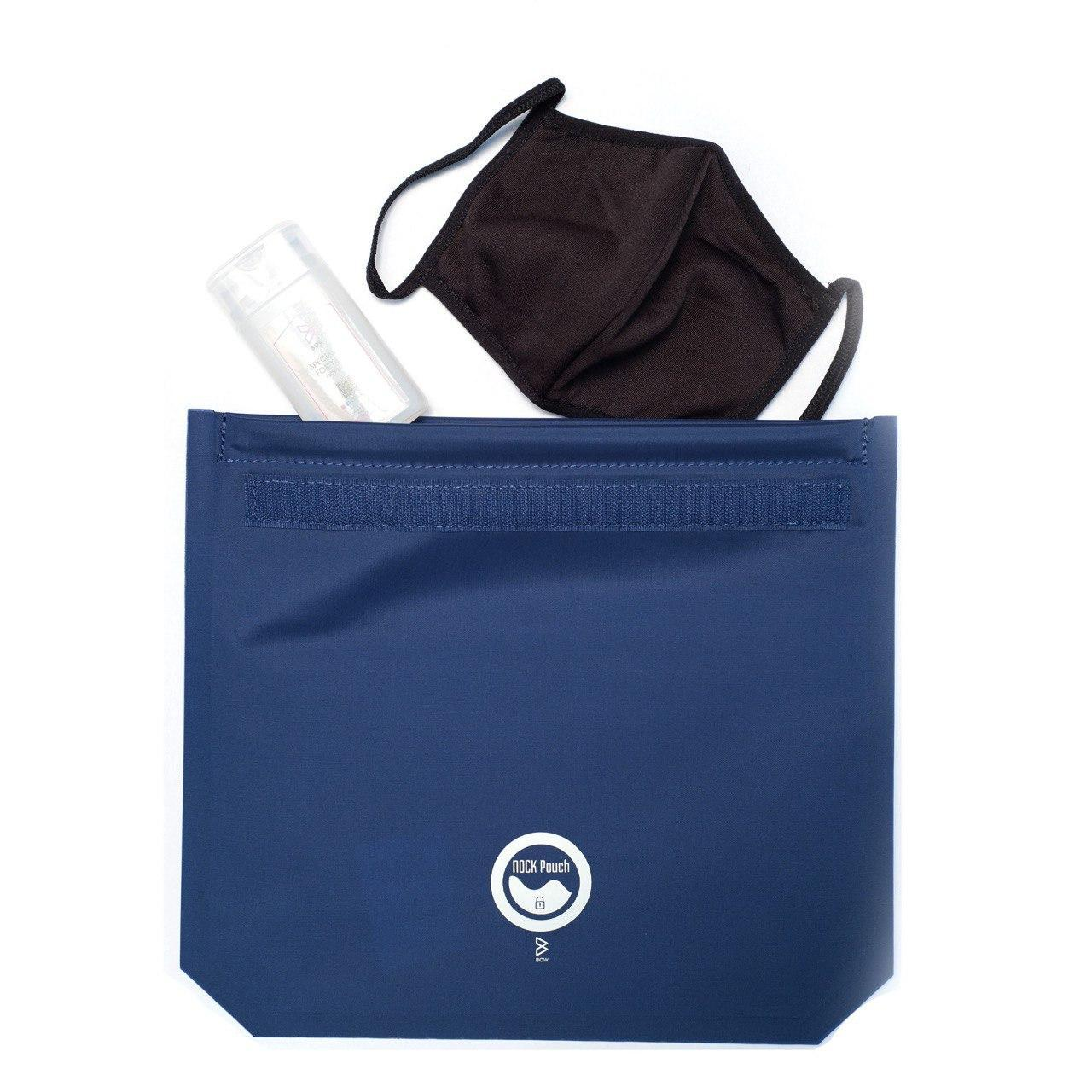 Nock Pouch Mini for Facial Mask Storage