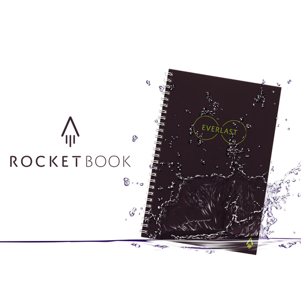 Rocketbook Everlast Erasable Smart Notebook
