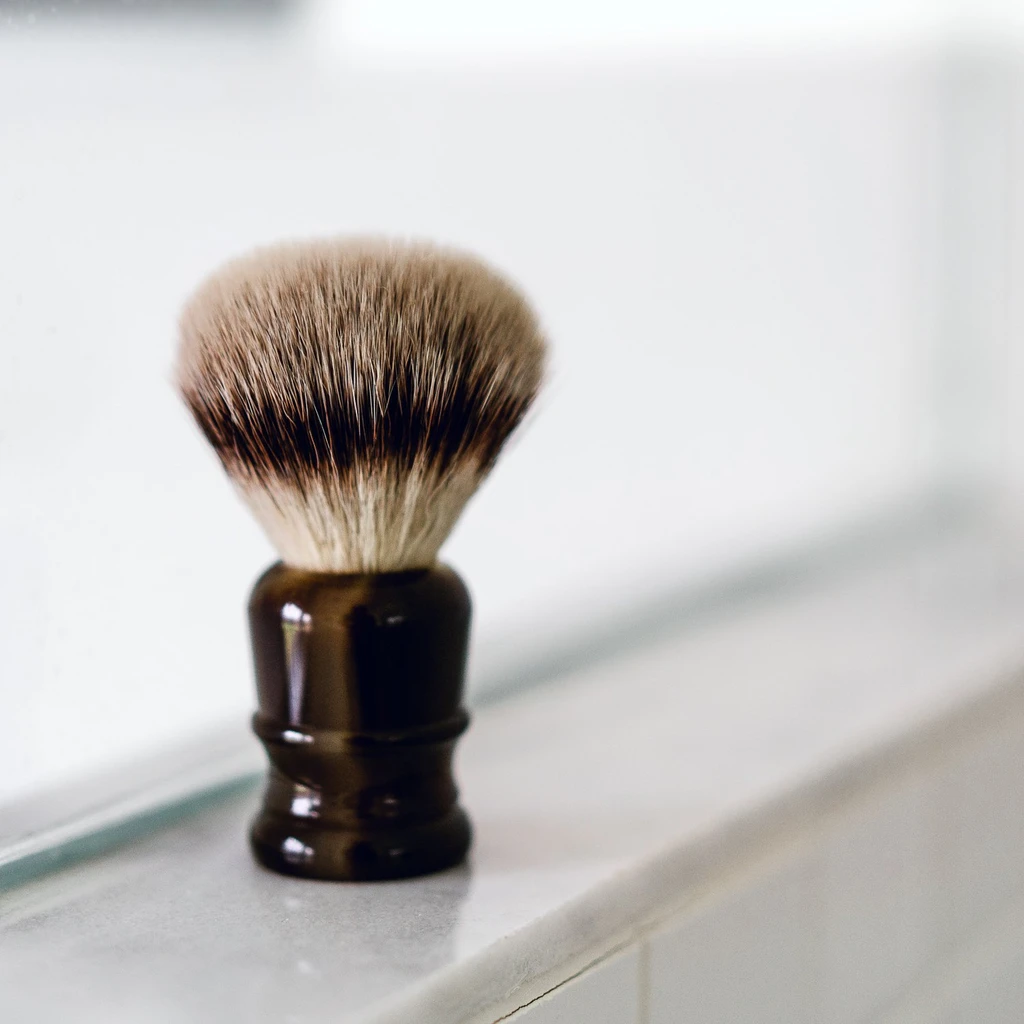 Silvertip Synthetic Shaving Brush | Supply Co.
