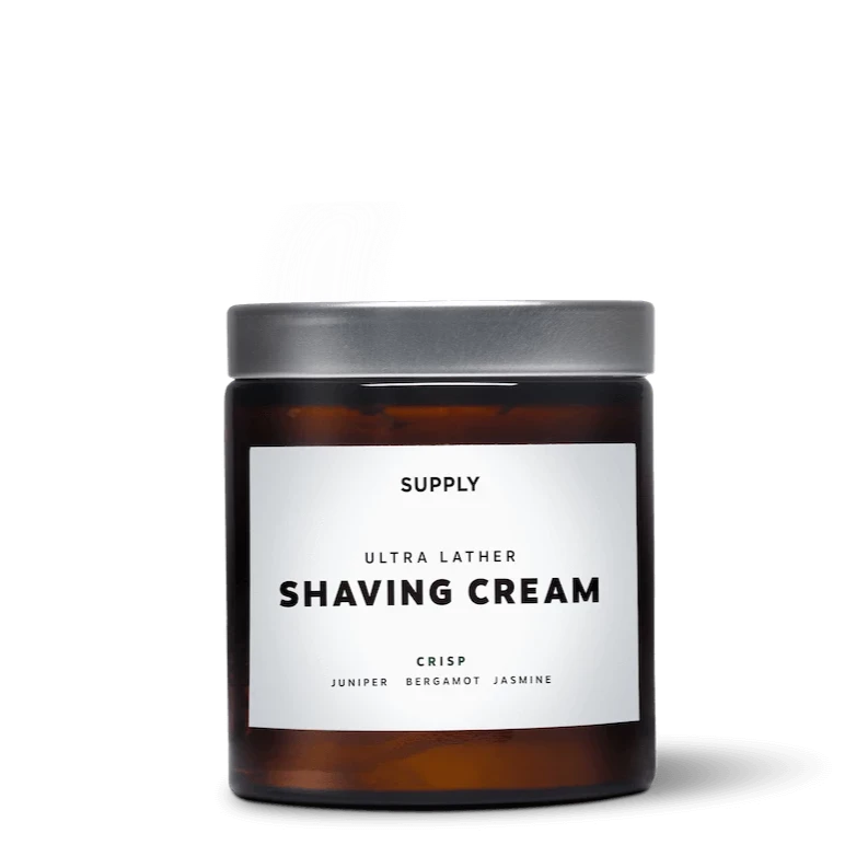 Ultra Lather Shaving Cream | Supply Co.