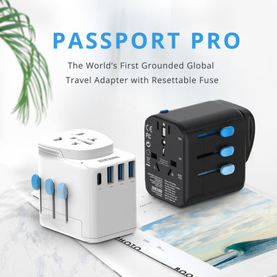 Zendure Passport Adapter (Pro)