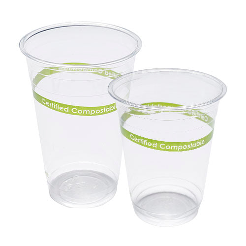 Compostable Cold Cups & Lids
