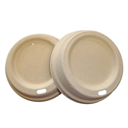 12 to 20 oz. Fiber Hot Cup Lids