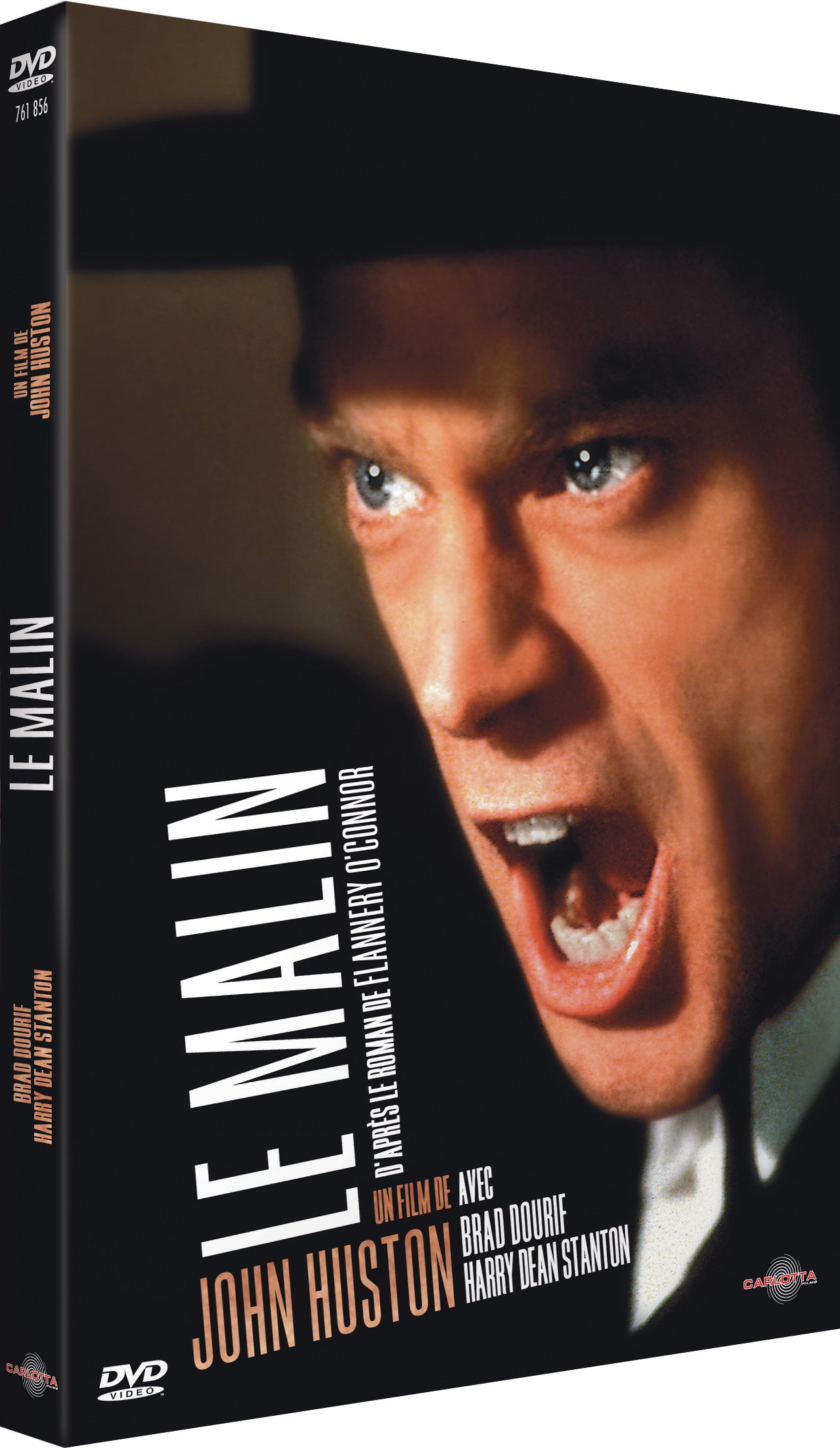 Le Malin de John Huston - DVD