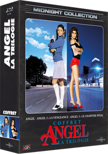 Coffret Angel, La Trilogie - Blu-ray