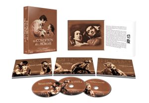 Coffret La Condition de l'homme - Blu-ray
