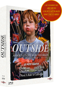 Coffret Outside - Blu-ray