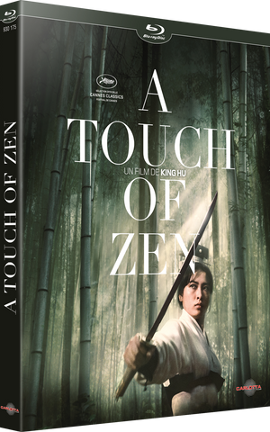 A Touch of Zen de King Hu - CARLOTTA FILMS - La Boutique