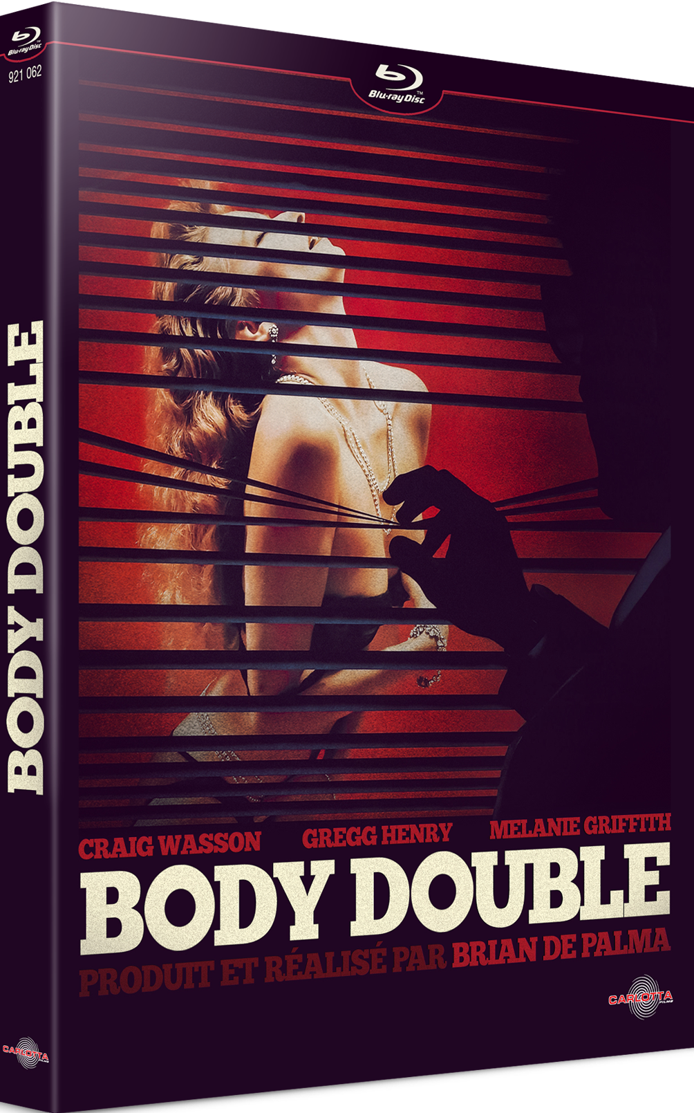 Body Double de Brian de Palma - CARLOTTA FILMS - La Boutique